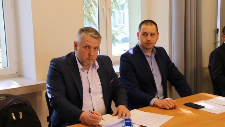 prezes spółdzielni Jarosław Warszawa